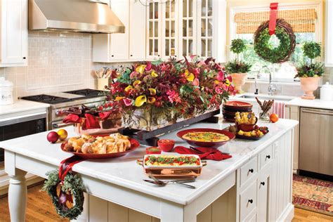 Home Decorating Style Names set up a breakfast buffet 100 fresh christmas decorating