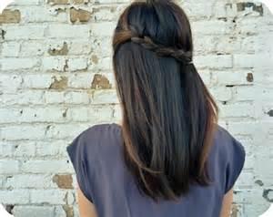 hairsytle kepang rambut kepang rambut pendek tutorial