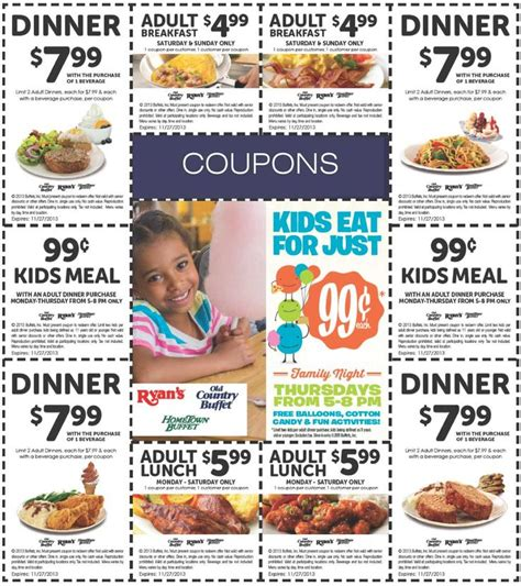 1000 images about hometown buffet coupons on