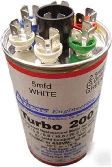 turbo 200 dual capacitor turbo200 universal capacitor single or dual capacitor