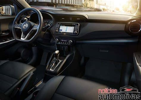 nissan kicks interior images of nissan kicks sl variant released