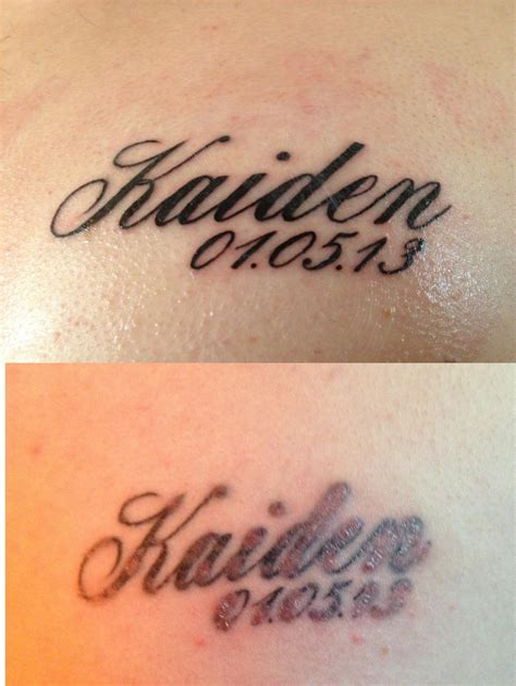tattoo healing week 1 scabbed tattoo before and after clipart library