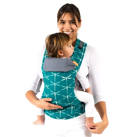 Beco Gemini Carrier Gendongan Bayi Scribble dragonfly beco baby carrier