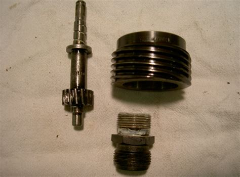 Jeep Speedometer Gear Speedometer Drive Gears Bushing The Cj2a Page Forums
