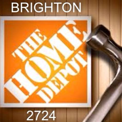 home depot brighton on quot 2724 is ready to