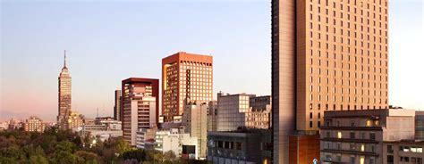 14 colombianas 10 venezolanas un hotel fachada mxico hotel hilton mexico city reforma distrito federal