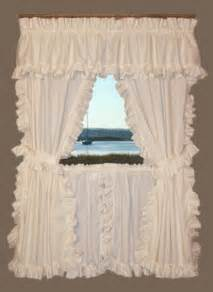 Cape Cod Kitchen Curtains Bj S Country Charm Country Kitchen Curtains Country Curtains