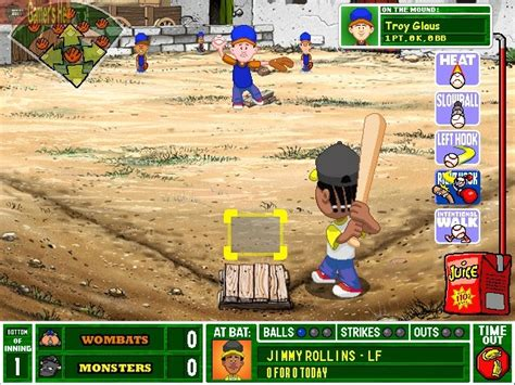 Backyard Baseball 2003 Cheats by Hi From Tashkent Backyard Baseball 2003 Cheats