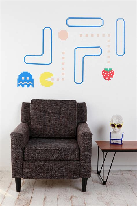 pacman wall stickers pac wall decals wall decals decals and pac