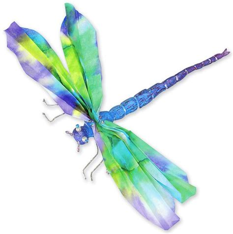How To Make A Paper Dragonfly Crafts For