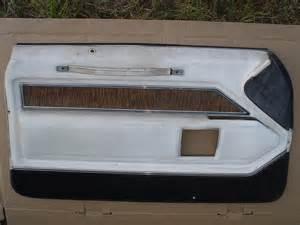Cadillac Door Panels Cadillac Door Panels