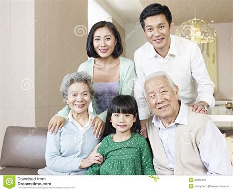 three generation family stock photo image 39355593