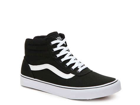 high tops shoes for vans milton high top mens skate shoes style guru