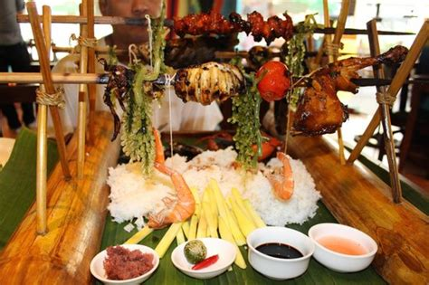 geronimo restaurant in manila ph blackbeard seafood island greenbelt 3 makati restaurant