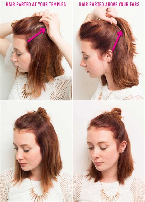 how to cut your own hair shoulder length 15 step by step hair tutorials for every occasion