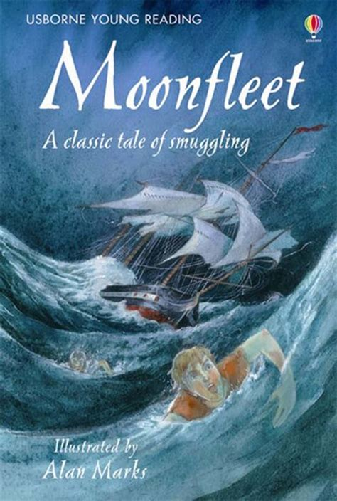 moonfleet bbc childrens classics moonfleet at usborne books at home organisers