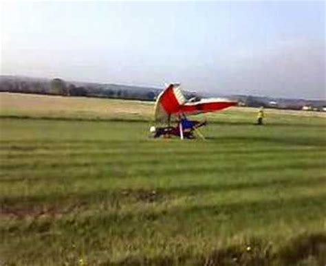 doodlebug hang glider doodlebug hang glider crash takeoff