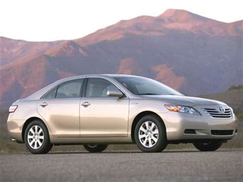 2007 toyota camry hybrid sedan 4d pictures and videos