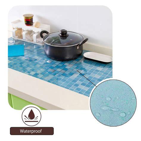 Label Nama Stiker Waterproof Sticker Anti Air Melody Sanrio Pink S L 45x500cm kitchen home waterproof self adhesive anti mosaic wallpaper sticker decoration blue