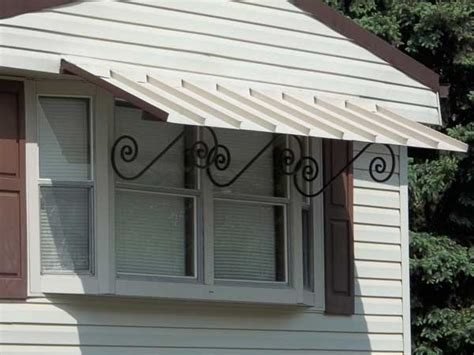 mobile home door awnings dacraft dayton ohio residential products awnings
