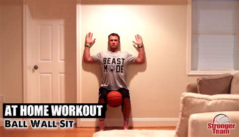 at home workouts for basketball stronger team