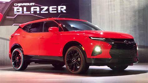 chevrolet blazer 2020 2020 chevrolet blazer release date exterior interior