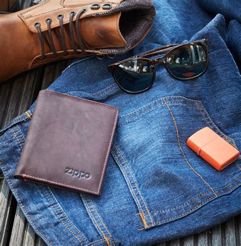 Co Launches A New Collection by Zippo Launches New Leather Accessories Collection The