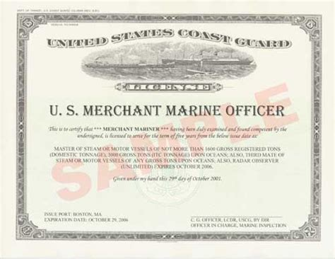 boat city usa radio commercial finally merchant mariner certificates suitable for