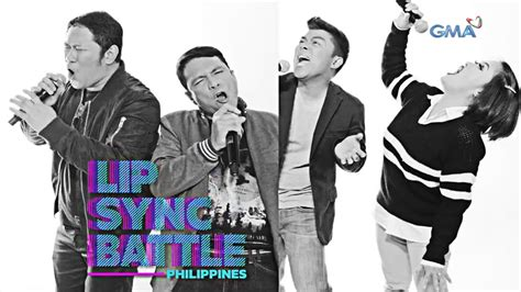 philippines in sync kapuso stars battle forecast lip sync battle