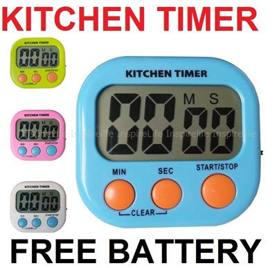 Kitchen Timer Big W by Qoo10 Kitchen Timer Kitchen Dining