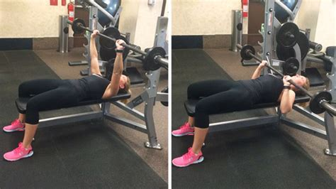 chest press bench press incline vs flat bench what s most effective