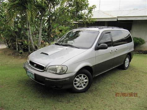 Kia Carnival Diesel For Sale 2006 Kia Carnival 2 Tdi 16 V Diesel For Sale From Cebu