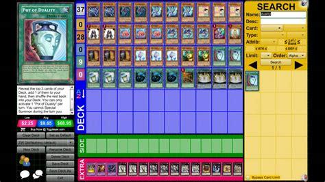yugioh zexal decks competitive utopia zexal weapon deck profile update 2014