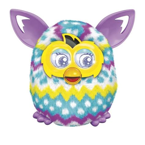 Furby Boom Orange Plush furby boom webnuggetz