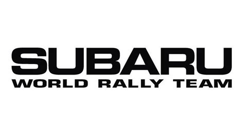 Subaru Rally Logo by Subaru World Rally Team Vinyl Sticker Decal Jdm Wrx Sti