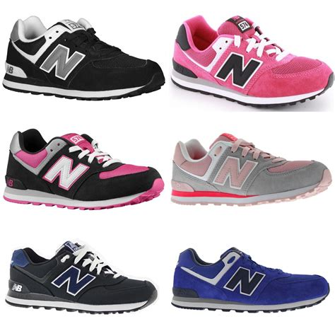 Sepatu New Balance Classics Traditionnels new balance 574 classics traditionnels leather youth