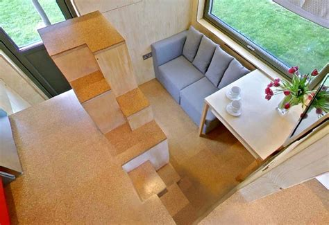 Net Zero Energy Home Plans by London S 3 Meter Micro Cube House Produces More Energy