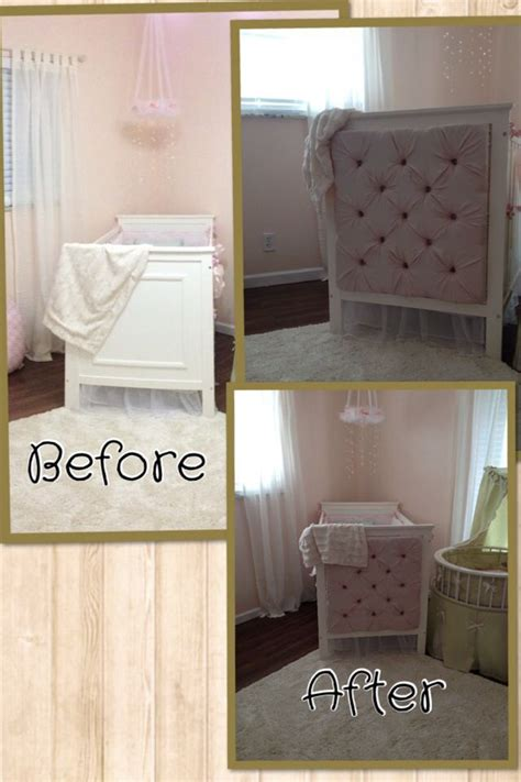 Pictures Of Canopy Beds diy tufted baby crib diy tufted crib pinterest baby