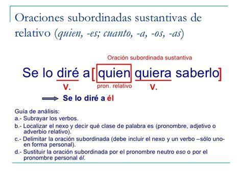 videoblog sintaxis f cil ejercicios de oraciones subordinadas ejemplo de oraciones subordinadas adjetivas oraciones