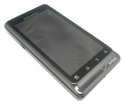 verizon android phones verizon droid motorola a955 android smartphone property room