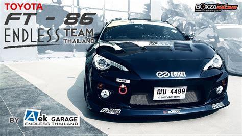 Lu Depan Toyota Ft86 toyota ft 86 by aek garage endless thailand boxza racing racing magazine