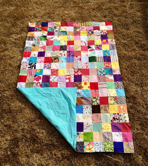 Diy Patchwork Quilt - handmade gifts and diy sewing projects noelle o designs