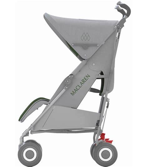 Stroller Maclaren Techno Xlr T1310 maclaren 2016 2017 techno xlr stroller silver highland green
