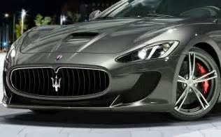 Picture Of Maserati Four Seat Maserati Granturismo Mc Stradale Debuting In