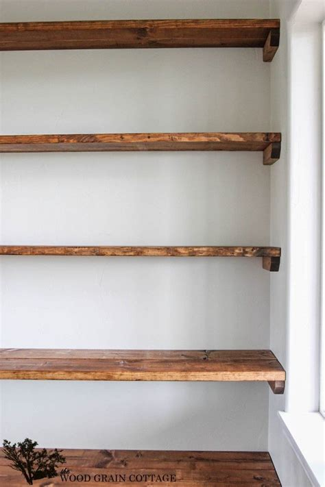 diy shelves diy shelves 18 diy shelving ideas
