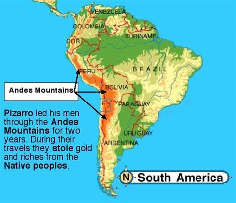 andes mountains map andes mountains map related keywords andes mountains map