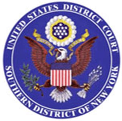 New York Southern District Court Search United States District Court For The Southern District Of New York The