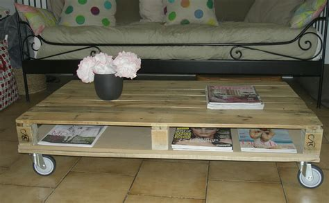 comment une table basse