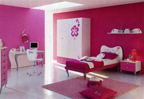 decoração de quarto casal rosa papel de parede para quarto da barbie yazzic