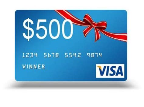 Free 500 Gift Card - grab free 500 visa gift card from winston it s a freebie